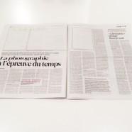 Vizuális sokk: fotók nélkül jelent meg egy francia újság