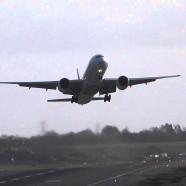 Elfújja a szél a hatalmas Boeinget