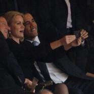 Mandela búcsúztatásán Obama selfie-jétől hangos a net
