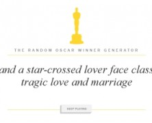 Itt az Oscar-díjas sztorigenerátor