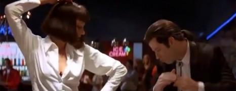 Travolta és Uma Thurman manelere is ugyanolyan jól ropja