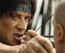 Szavalt-e már verset Stallone a szemedbe nézve, miközben nyílvesszőt feszít a homlokodhoz?