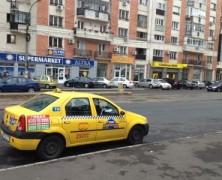 Bukarest más. A taxisok is
