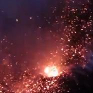 Vulkánkitörés, ahogy sosem láttad, és ami megváltoztatja életed