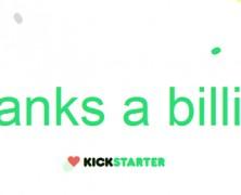 Hogy tapsoljunk össze egymilliárd dollárt?