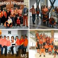 Így építs csapatot: összeöltözéssel vagánykodnak a Sapientián