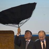 Putyin Kínában várja az ufók áldását