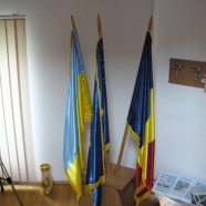 Orosz, ukrán és tatár zászlók Dobrudzsában. Senkit nem zavarnak