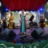A Jazz in the Park, másfél percben