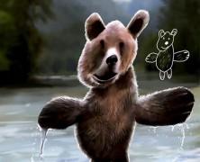 Napi cuki: így néznének ki a valóságban a rajzolt állatkák