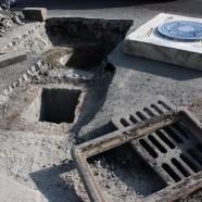 A ráció jegyében: dübörög Kolozsváron az útfelújítás