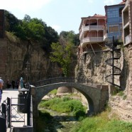 Kaukázusi libegőn. Barangolás Tbilisziben 4.