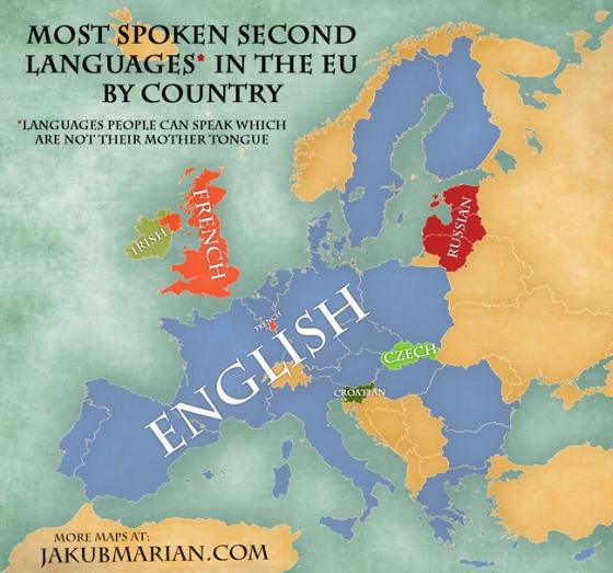 most-spoken