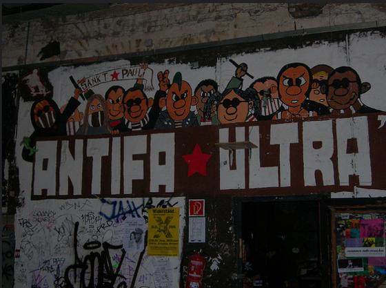 St. Pauli fanzone