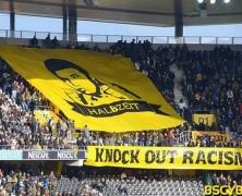 """Van azért, ahol kirúgják a """"nácikat"""" a stadionokból"""