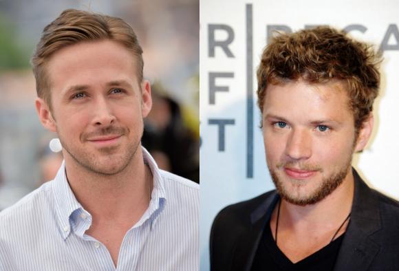 Ryan Gosling és Ryan Phillippe