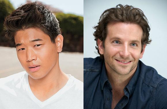 Ki Hong Lee és  Bradley Cooper