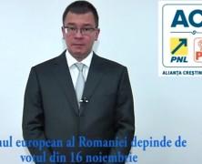 Magyarul üzen a magyaroknak Mihai Răzvan Ungureanu