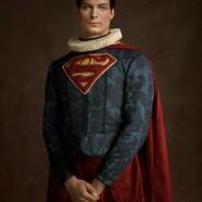 Hogy nézne ki a reneszánsz Superman vagy Batman?