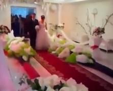 Lábuk nyomán virág serken: a leggiccsesebb esküvői dekoráció evör!