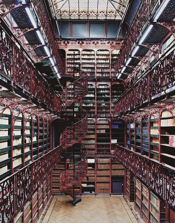 A hágai parlamenti könyvtár