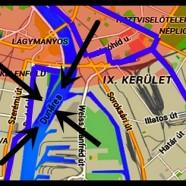 A románok bevették a Duna budapesti szakaszát!