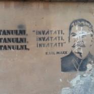 Kolozsvári kétnyelvű falfirkászok, szevasztok!