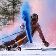 Búcsúzzunk a téltől Marcel Hirscher színes lesiklásával