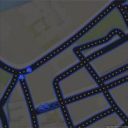 Száguldozz Pac-Mannel a saját utcáidon!