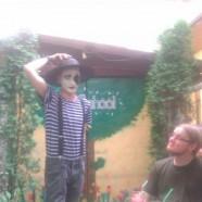 Miért csípte meg egy mimus az arcom egy kolozsvári teraszon?