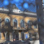 Felcsipkézték Kolozsvár központját