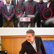 A Maros megyei RMDSZ hadat üzen az öltönygombolás szabályainak
