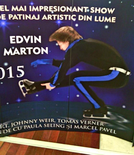 Egy biztos, nem Edvin Martont látjuk a képen