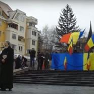 Nagyon félresiklott az ortodox pópa testvériség-üzenete a december 1-jei ünnepen