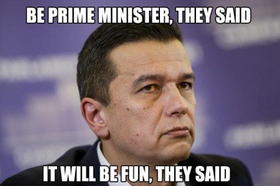 Legyél miniszterelnök, mondták, jó lesz az, mondták...