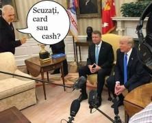 Mit tudsz a bajszos pincérről? A legjobb mémek a Trump-Johannis találkozóról