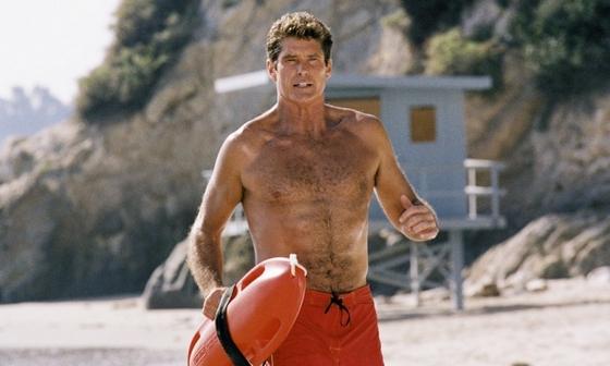 1996-ban nagyjából még David Hasselhoff volt a szőrös mellkasú férfiideál