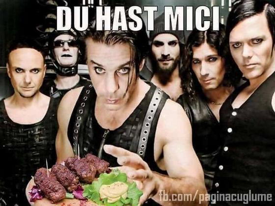 A Rammstein ajánlásával