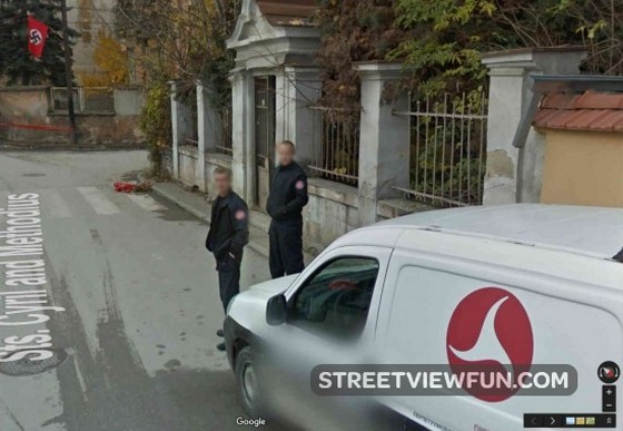 #14 Macedónia- Szkinhedek utcája