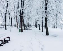 Megjött a tél Székelyföldre, már látni is lehet