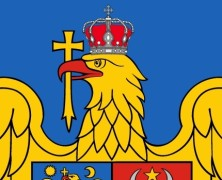 Miért néz ki úgy Románia címere, mintha photoshop lenne?