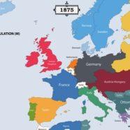 Ha ma még nem néztél Európa határainak változásáról szóló videót, akkor épp itt az ideje