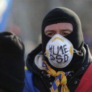 Történt néhány kínos dolog az idei december elsejei felvonulásokon