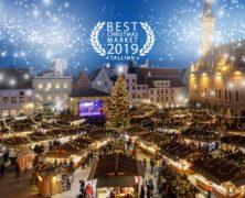 Kolozsváron van Európa 10. legjobb karácsonyi vására. Ha-ha-ha!