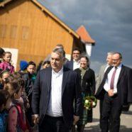 Egy csokorba szedtük, hogy mit csinált Orbán Viktor szerdán Kolozsváron és környékén
