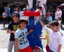 LEGO világrekordot döntöttünk!