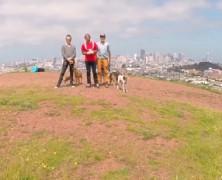 Az új hype: a drónnal készült selfie