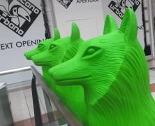 Világrekord neonszínű szurikátákkal: így érdemes kampányolni
