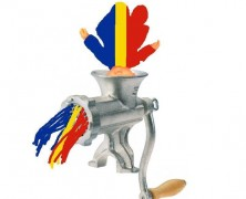 Igazából magyar a helybenhagyott román szurkoló. És még örvendhet, hogy nem darálták le