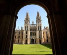 Téged felvennének az Oxfordra?